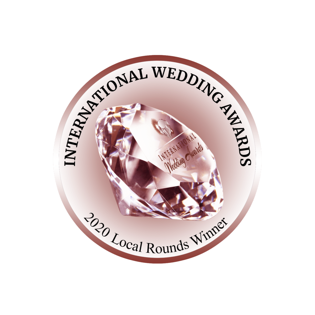 2020 International Wedding Awards Local Rounds Winner